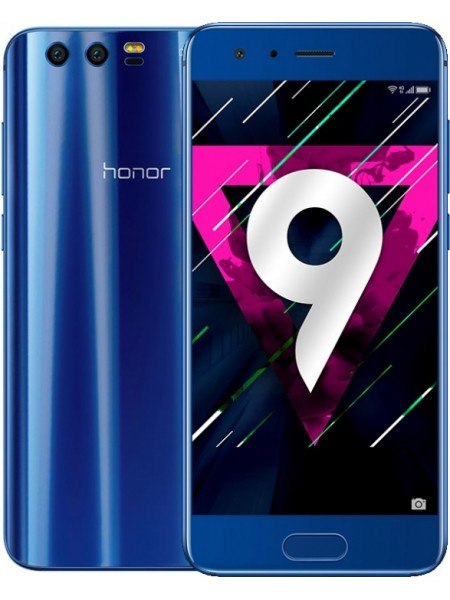 Huawei Honor 9 64Gb RAM 6Gb (синий, Blue)