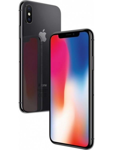 iPhone X 64Gb A1901 (темно-серый, Space Gray)