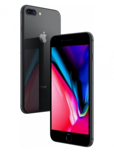 Apple iPhone 8 Plus 64Gb (темно-серый, Space Gray)