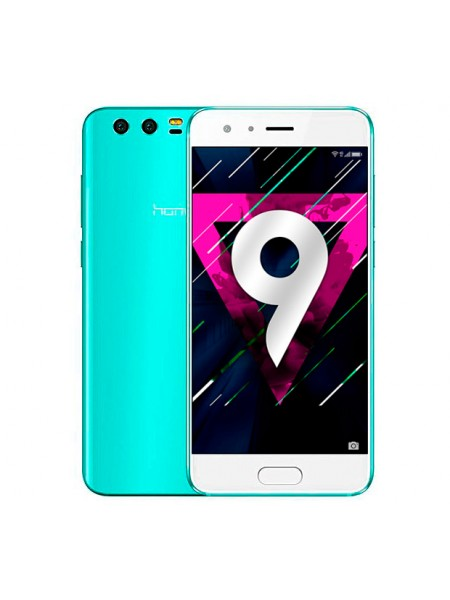 Huawei Honor 9 64Gb RAM 4Gb (бирюзовый, Green)