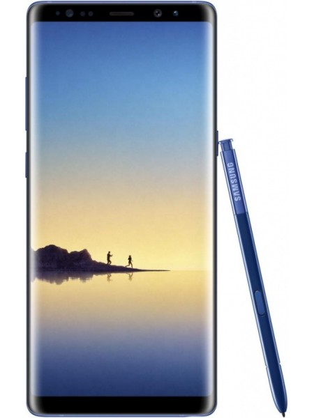 Samsung Galaxy Note 8 64Gb N950F/DS (темно-синий, DeepBlue)