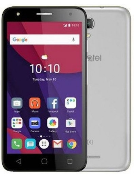 Alcatel One Touch Pixi4 5010D (Metal Silver)